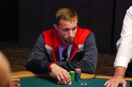 Raport WSOP -  Paweł gra dalej