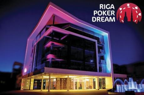 Riga Poker Dream: Dzīvais pokera turnīrs Royal Casino 21. jūlijā