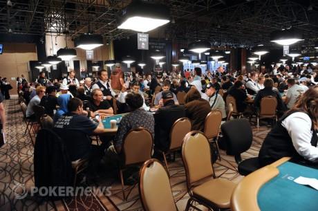 WSOP 2011: День 2В Main Event + Можняков стартует третьим в Дне...