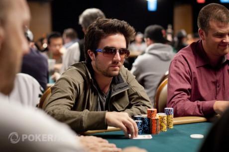 Ryan D'Angelo analizuje rozdanie z WSOP