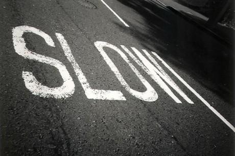 Бързайте бавно, ще стигнете навреме