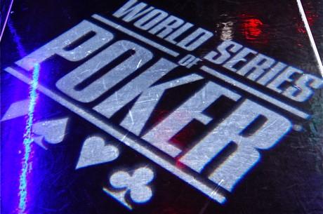 Pasaulio Pokerio Serijos (WSOP) turnyrų statistika