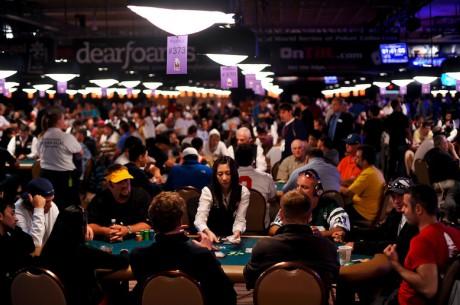 WSOP 2011 - Dag 5 tafelindeling
