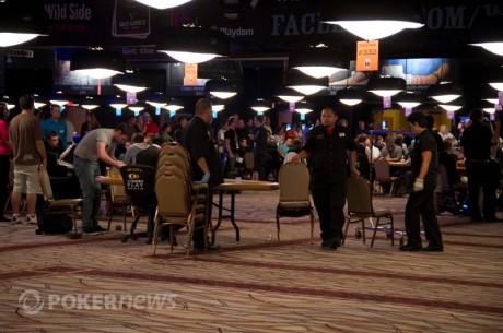 WSOP 2011: День 5 Main Event - осталось 142 игрока