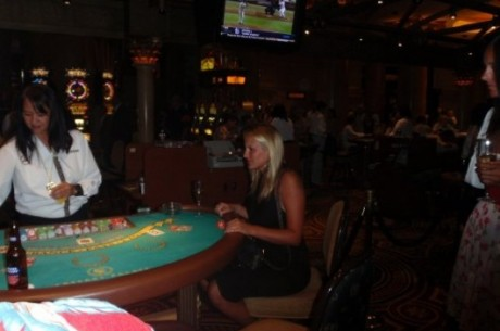 Laura Cornelius' Blog: It's All About the Blackjack