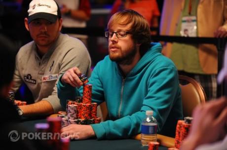 Lenaghan води след Ден 6 от 2011 WSOP