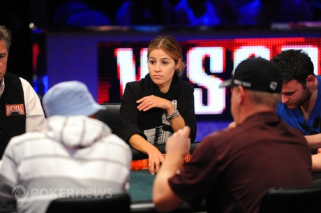 2011 World Series of Poker Day 47: Lenaghan Leads, Moutinho is Last Woman Standing