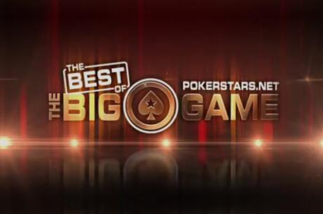 Гледайте онлайн най-доброто в Голямата Игра на PokerStars