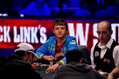 WSOP Main Event: Anton Makiievskyi Lidera Rumo aos November Nine