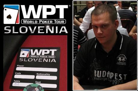 WPT Slovenija Dan 1b - domaći igrači još uvek u igri