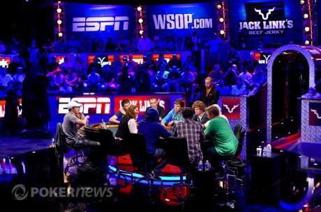 2011 WSOP: Beidzot ir noskaidroti Main Event finālisti!