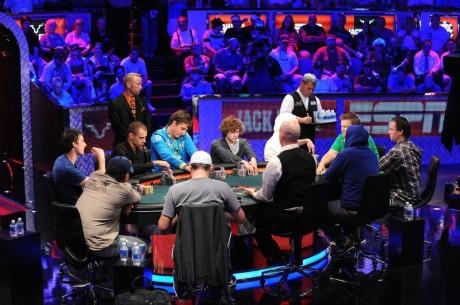 Sista nio spelarna till WSOP November Nine 2011