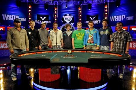 2011 WSOP: November Nine!