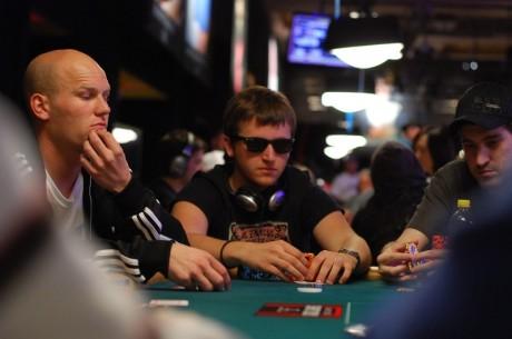 Антон Макієвський на шляху до фінального столу WSOP ME...