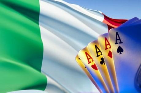 Los jugadores italianos ya pueden disfrutar de partidas con dinero real