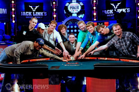 WSOP Main Event: November Nine Del 1