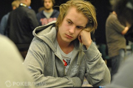 The Online Railbird Report: Ben Sulsky and Viktor Blom Tangle