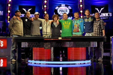 World Series of Poker 2011: Os November Nine Parte 2