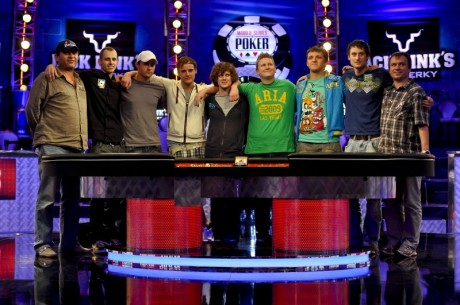 2011 World Series of Poker: Møt November Nine del II