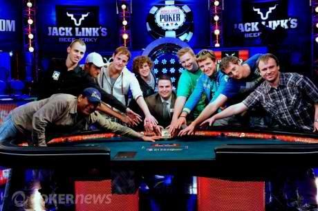2011 World Series of Poker: Γνωρίστε τους November Nine Μέρος 2
