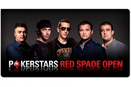"""""""Red Spade Open"""" - $55 вход и $1 милион гарантирани"""