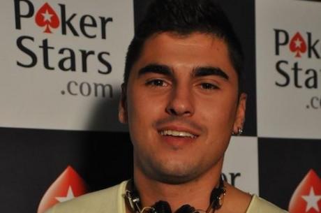Daniel Lourenço é o novo chipleader do Solverde!