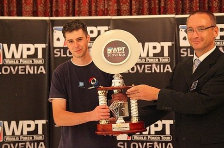World Poker Tour Szlovénia: Miha Travnik nyert