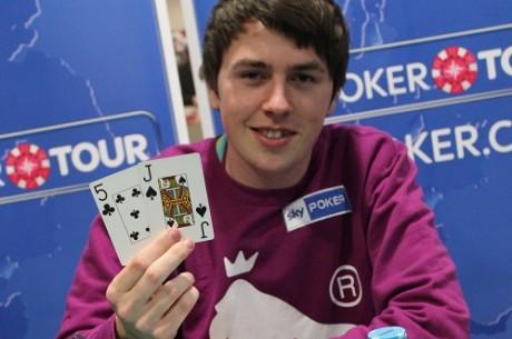 Jamie Hurst Wins Sky Poker Tour Cardiff