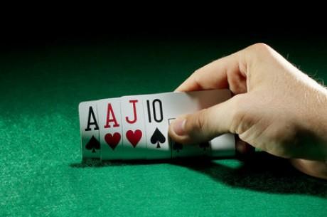 Покер стратегия: Как да останем в играта на Пот Лимит Омаха