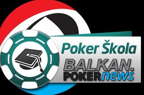 Besplatna Poker Škola - Početni Bankroll od $50 Gratis