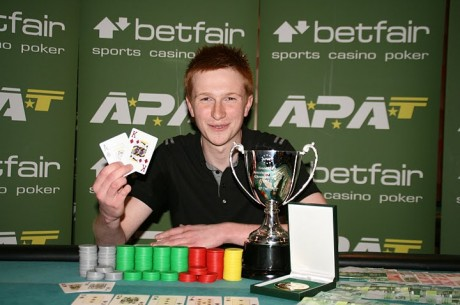 APAT Scottish Amateur Poker Championship Starts Tomorrow