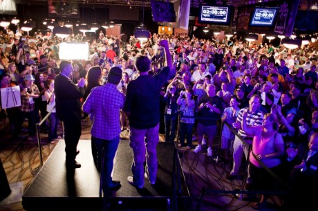 WSOP Through the Lens: Part III: It's the Main Event!