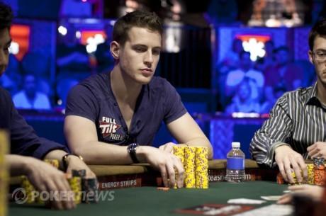 WSOP zöldfülüek: 2 final table, 10 fizetős hely és $381.278 nyeremény