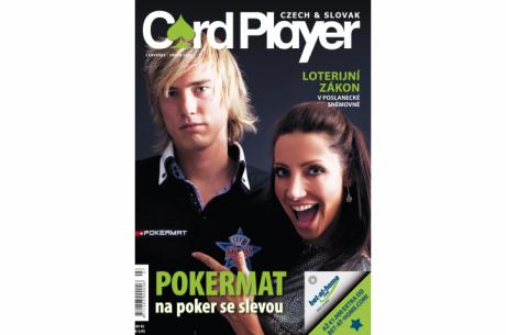 Prázdninový Card Player v prodeji!