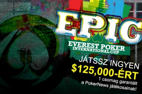 Everest Poker International Cup Liga csak a PokerNewson