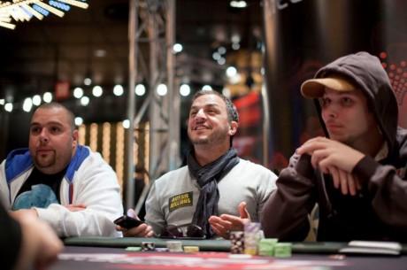 2011 PokerStars.net APPT Melbourne Dia 1: Carle é o chipleader