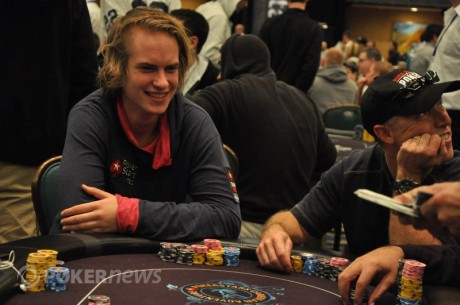 Online Railbird Report: Georgi & Blom Among Biggest Winners
