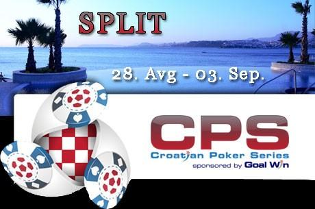 Croatian Poker Series u Splitu i ove godine - 28 Avg - 3. Sep. 2011