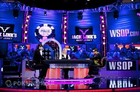 WSOP az ESPN-en: nagy visszavágók