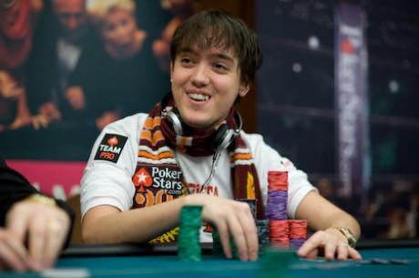 Italian Poker Tour San Remo: Szécsi Norbert is a 2. napon