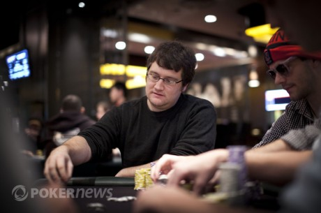 PokerStars.net APPT Melbourne 2011  Dia 3: Willcocks lidera mesa final