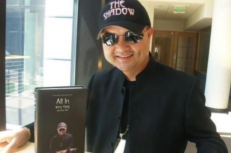 Περιγραφή βιβλίου από το PokerNews: All in από τον Jerry Yang