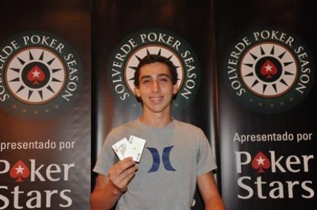 João Castro consegue 4º lugar no Sunday Million da PokerStars