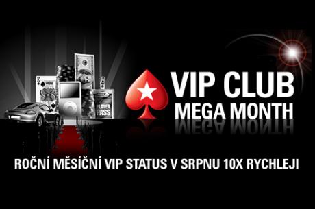 PokerStars a jejich srpnová akce