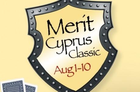Merit Cyprus Classic: Результаты первых турниров