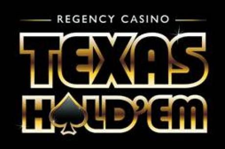 Στις 10 Αυγούστου το 4ο τουρνουά Texas Hold'em στο Regency Casino...