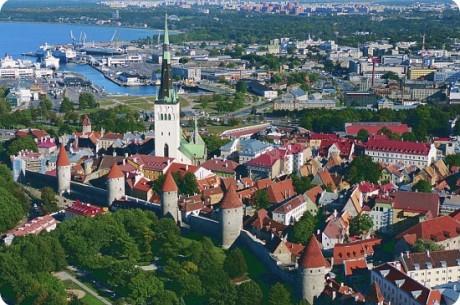 EPT Tallin 2011 - Um olhar sobre a cidade medieval