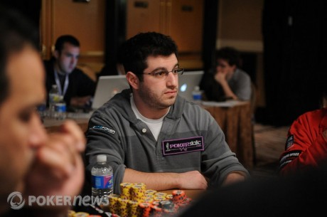 Online Railbird Report: Galfond Wins Big While Blom Slides