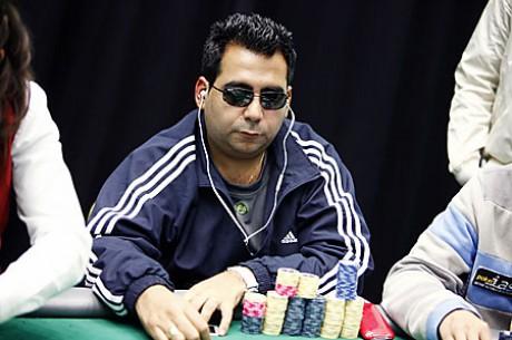 PokerStars.net LAPT Punta del Este Dag 1: Perez leder til dag 2