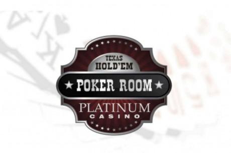Покер програма за август на Platinum Casino, Слънчев Бряг